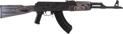 """Century VSKA 7.62x39mm, 16.5"""" Barrel, Granite Laminate, Black, 30rd"""
