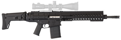 "DRD Tactical Paratus 6.5 Creedmoor, 16"" Barrel, Folding & Adjustable Stock, Black, 20rd"