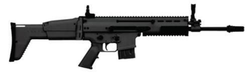 "FN SCAR 16S .223/5.56mm, 16.25"" Hard Chromed Barrel, Side-Folding Polymer Stock, 10rd Mag"