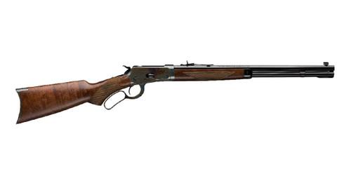 "Winchester 1892 Deluxe Trapper Takedown .44 Rem Mag, 16"" Barrel, Walnut, Case Hardened, 7rd"