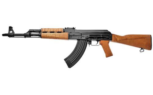 "Zastava ZPAPM70 7.62x39mm, 16.25"" Barrel, Light Maple Furniture, Black, 30rd"