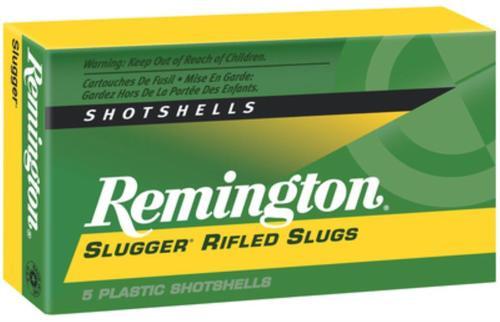 Remington Slugger Rifled Slugs 410ga 2.5 1/5 oz 5rd Box