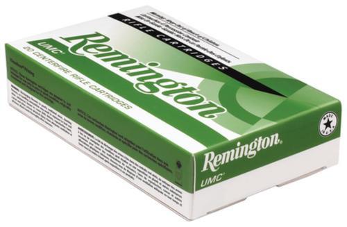 Remington UMC .300 AAC Blackout 220gr, Open Tip Match Flat Base, 20rd Box