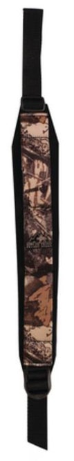 "Butler Creek Comfort Stretch Sling, Adjustable, 1"" Width, Mossy Oak New Break-Up"