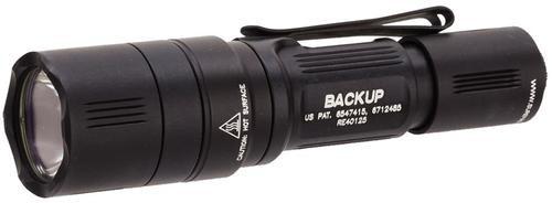 Surefire EB1 Backup Tactical Switch 3V 5/200 Lumens LED, Black Aluminum