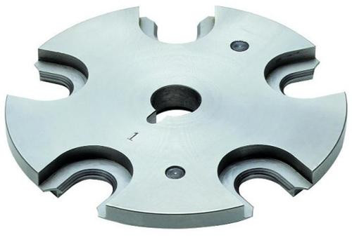 Hornady Shell Holder Shell Plate, #44 .500 Smith & Wesson