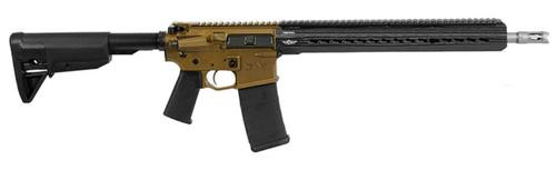 "Christensen Arms CA-15 G2, .223 Wylde, 16"" SS Barrel, KeyMod CF Handguard, Burnt Bronze Finish, 30rd"