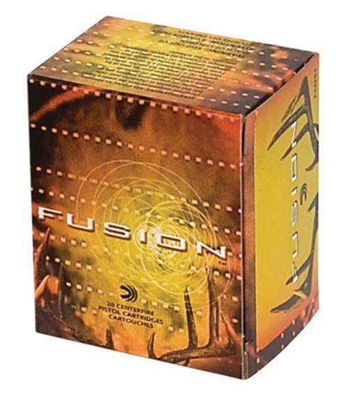 Federal Fusion Ammunition .500 Smith & Wesson 325gr, Fusion Bullet 20rd Box