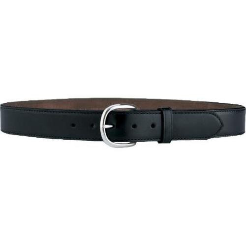 Galco Cop Belt Size 38 Black Center Cut Steerhide