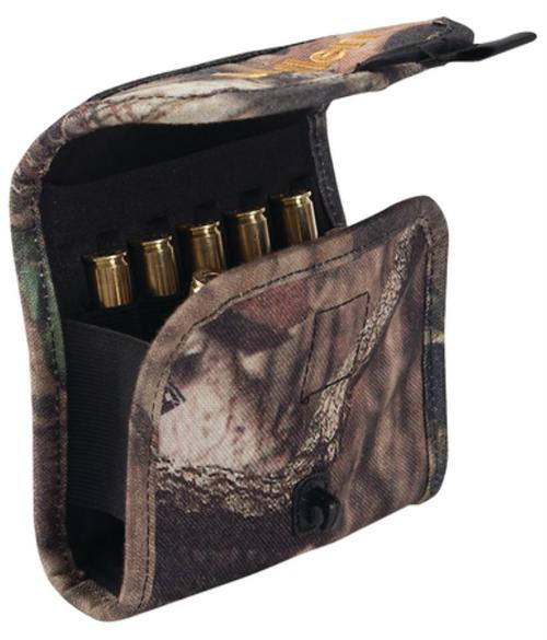 Allen Deluxe Rifle Ammo Carrier Ten Cartridge Capacity Mossy Oak Infinity Camouflage
