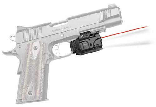 "Crimson Trace Rail Master Pro Universal Rail Mount Red Laser, White Light, Most Weapons With M1913 Picatinny Rail, 1-1/16"" Between Recoil lug and Trigger Guard"