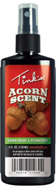 Tinks Acorn Cover Scent & Attractant 4oz
