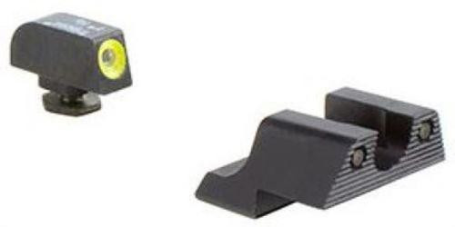 Trijicon HD Night Sight Set Yellow Front Outline for Glock Model 42