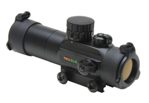 Truglo Gobble Stopper Red-Dot Sight Dual Color 3 MOA Center Dot Illuminated Reticle Matte Black 30mm
