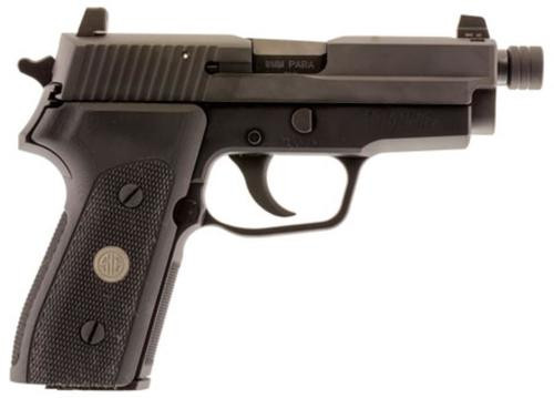 "Sig P225 A1 Classic Single/Double 9mm, 3.6"",, rd, G10 Grip Black,  8 rd"