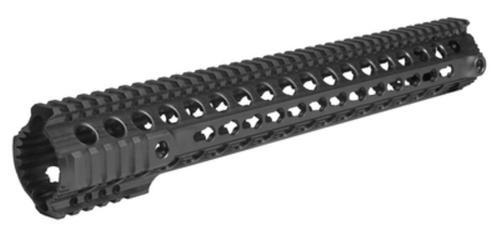 "Troy SDMR Keymod Rails 15"" Aluminum Black"