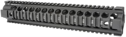Midwest Gen2 Two-Piece Free Float Handguard Rifle Length Black
