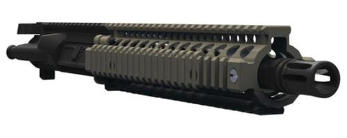 "Daniel Defense Mk18 URG Upper 5.56 10.3"" Barrel Flat Dark Earth, All NFA Rules Apply"
