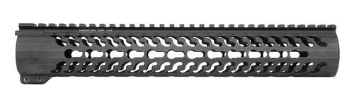 "Samson Evolution Keymod AR-15 Aluminum 12.37"" Rail Black"