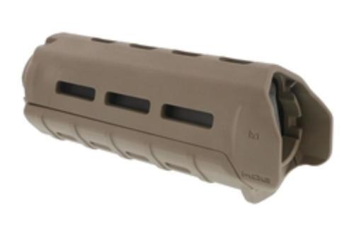 Magpul MOE M-Lok AR-15 Carbine Length Handguard, Polymer, Flat Dark Earth