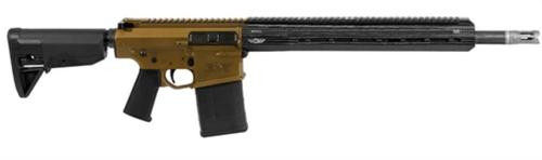 "Christensen CA-10 G2, .308 Win, 18"" SS Barrel, KeyMod CF Handguard, 20rd, Burnt Bronze"