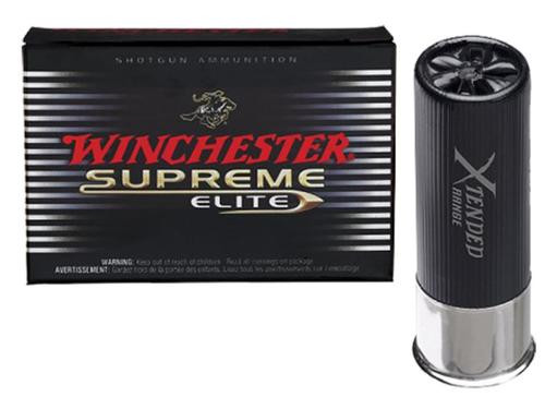 "Winchester Supreme Elite Xtended Range HD WF 12 Ga, 3"", 1-3/8oz, B Shot, 10rd/Box"