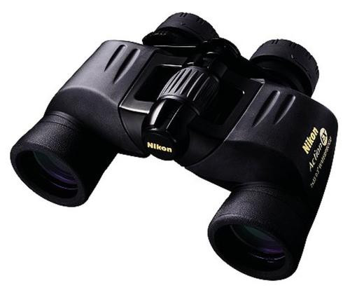 Nikon Action Extreme 7x35mm Obj 487ft @ 1000yds FOV 17.3mm Eye Relief Black