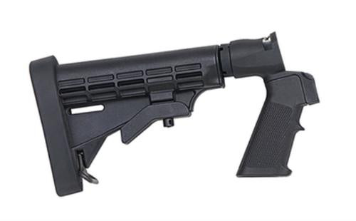 Mossberg Flex Synthetic Tactical Stock, 6-Position, Flex 500/590 Only, Black