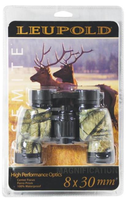 Leupold BX-1 Yosemite Binoculars 8x30mm Mossy Oak Treestand Clamshell Packaged