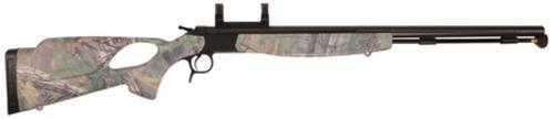 "CVA Optima v2 209 Magnum Series .50 Caliber 26"" Fluted Barrel Nitride Finish Dead-On Mount Realtree Xtra Green Thumbhole Stock"