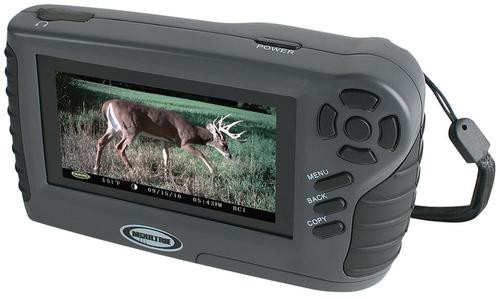 """Moultrie Game Spy Camera 4.3"""" LCD Viewing Screen 4 AA"""