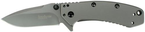 """Kershaw Knives Cryo Folding Knife With Titanium Coating 2.75"""" Blade"""