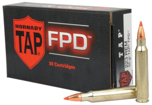 Hornady TAP .223 Remington 55 Grain Personal Defense