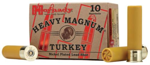 Hornady Heavy Magnum Turkey Loads 20 Gauge 3 Inch 1300 FPS 1.5 Ounces 5 Shot 10 Per Box