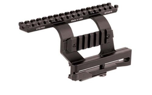 Leapers, Inc. - UTG Side Mount, Fits AK, Black