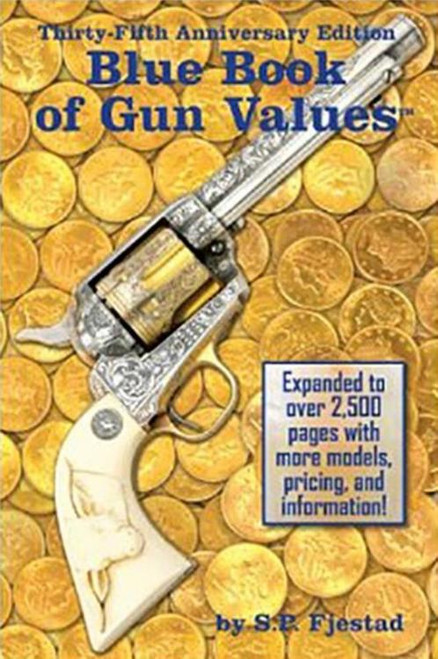 Blue Book 35th Edition of Gun Values