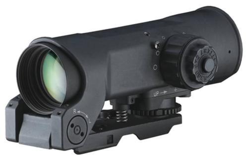 Elcan Optics Specter 4x Combat Optical Sight, 5.56 CX5755 Chevron Reticle