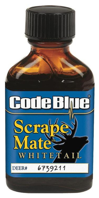 Code Blue Scrape Mate Attractor Whitetail 1 fl oz