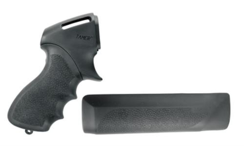 Hogue Overmold Tamer Pistol Grip and Forend Remington 870