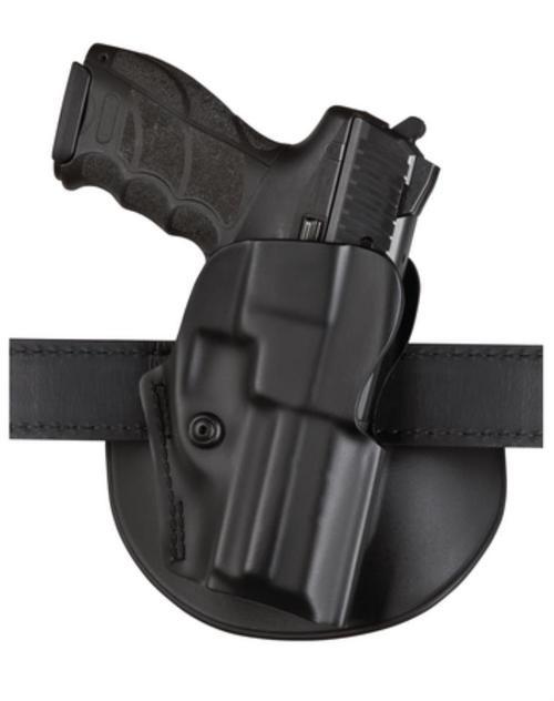 Safariland Model 5198 Paddle Holster for S&W M&P Shield, RH, Black