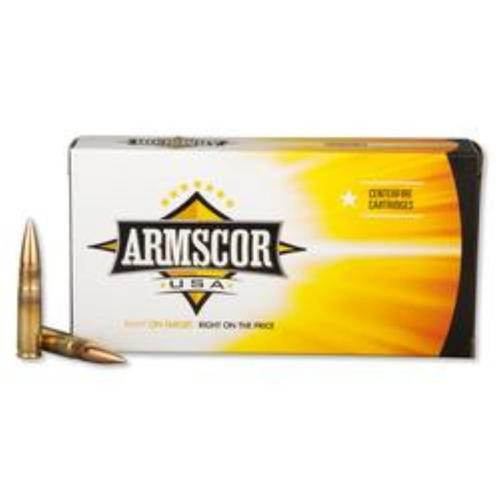 Armscor .300 AAC Blackout, 147 Gr, FMJ, 20rd Box