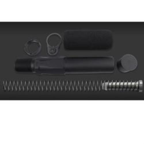 Phase 5 Tactical Hex-2C AR Pistol Buffer Tube Complete Assembly