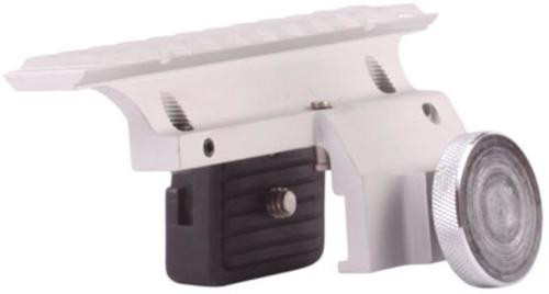 Sun Optics Scope Mount For Ruger Mini-14 Stainless Steel Finish