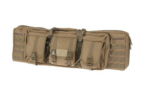 Drago Gear Single Gun Case 36x14x10 Inches Tan