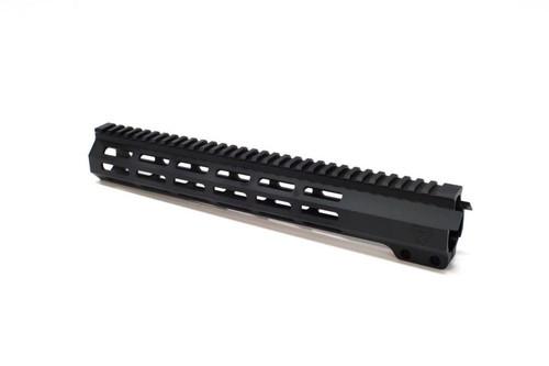 "Faxon Streamline 13"" Aluminum Handguard M-Lok Anodized Black"