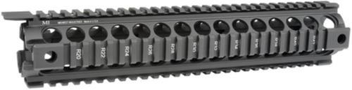 Midwest Gen2 Two-Piece Drop-In Handguard Rifle Length Black