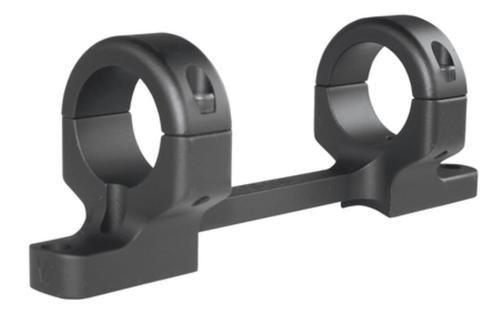 DNZ Remington 700 1-Pc Medium Base & Ring Combo, Short Action, Matte Black