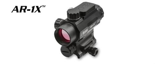Burris AR-1X Prism Sight, CQ Multi Reticle, AR Mount