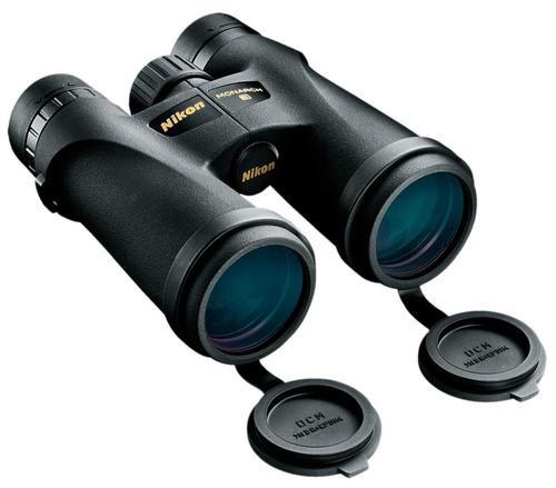 Nikon Monarch 3 10x 42mm 299 ft @ 1000 yds FOV 17.4mm Eye Relief Black