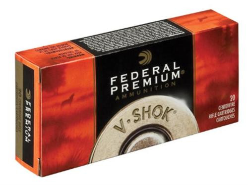 Federal .22 Hornet TNT Green 30gr, 50rd Box